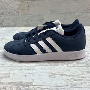 Adidas VL Court 2.0 K Navy Blue sneakers